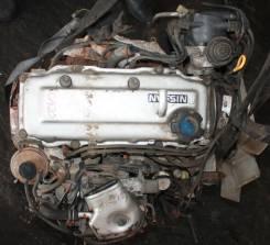 Двигатель в сборе. Nissan Vanette, KMC22 Двигатель CA20S