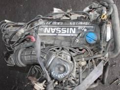 Двигатель в сборе. Nissan Prairie, NM11 Двигатель CA20S