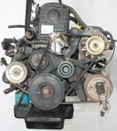 Двигатель в сборе. Nissan Vanette
