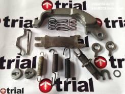 Механизм стояночного тормоза Toyota,Toyota Ipsum,Estima,Alphard,Isis,RAV4, левый, задний