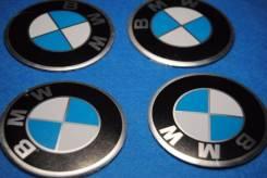 """Заглушки BMW! на колпачки дисков,4 шт.! 60 mm. Торги с рубля!. Диаметр Диаметр: 16"""", 1 шт."""