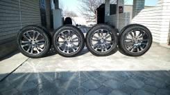 Знаменитые lowenhart и pirelli. 9.5x20 5x114.30 ET33 ЦО 73,1мм.