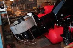 Защита винта и редуктора лодочного мотора. Под заказ