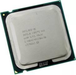 Intel Core 2 Duo E6600
