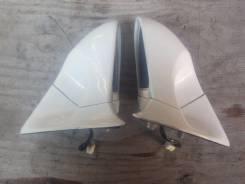 Зеркало заднего вида боковое. Mitsubishi Legnum Mitsubishi Galant