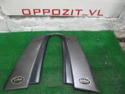 Накладка на дверь багажника. Subaru Forester, SG5, SG9 Двигатели: EJ203, EJ202, EJ25, EJ205, EJ204, EJ201, EJ20, EJ255