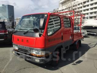Mitsubishi Canter. 4ВД 1999 год б/п по России., 2 800 куб. см., 1 500 кг.
