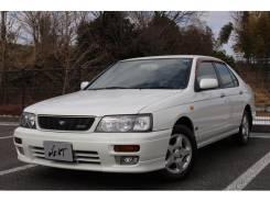 Nissan Bluebird. механика, передний, 2.0, бензин, 123 000 тыс. км, б/п, нет птс. Под заказ