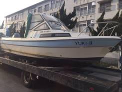 Yamaha Fish 22. Год: 2000 год, двигатель подвесной, 80,00л.с., бензин