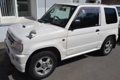 Mitsubishi Pajero Mini. автомат, 4wd, 0.7 (52 л.с.), бензин, 118 тыс. км