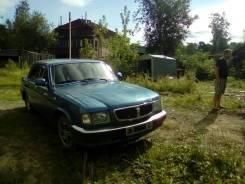 ГАЗ Волга. механика, задний, 2.5, бензин