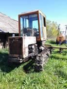 ХТЗ Т-70. Трактор Т70, сеялка овощная, культиватор междурядный, 82 куб. см.