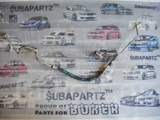 Трубка кондиционера. Subaru Legacy, BPH, BLE, BP5, BG2, BL5, BP9, BD2, BC2, BL9, BPE Двигатели: EJ20X, EJ20Y, EJ253, EJ255, EJ202, EJ203, EJ204, EJ30D...