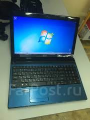 "Acer Aspire 5750G. 15.6"", 2,4ГГц, ОЗУ 8192 МБ и больше, диск 500 Гб, WiFi, Bluetooth, аккумулятор на 1 ч."
