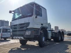 Mercedes-Benz Actros. Тягач 6*6 3346AS, 12 000 куб. см., 30 000 кг.