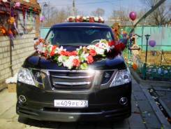 Аренда авто на свадьбу, встречи Ниссан патрол 2013