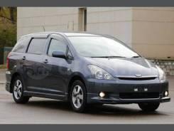 Детали кузова. Toyota Wish, ANE10G, ANE11W, ZNE10G, ZNE14G Двигатели: 1AZFSE, 1ZZFE, D4