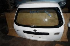 Дверь багажника. Nissan AD, VSB11, VFY11, VENY11, VHNY11, VY11, WRY11, VHB11, WPY11, WHY11, VGY11, WHNY11, VEY11, WFY11 Nissan AD / AD Expert