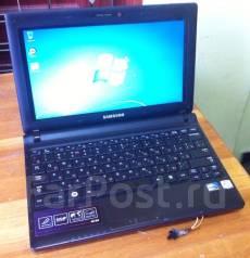 """Samsung N150. 10"""", 1,7ГГц, ОЗУ 1024 Мб, диск 320 Гб, WiFi, аккумулятор на 1 ч."""