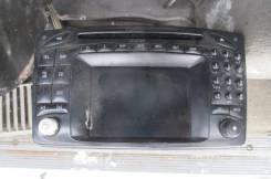 Магнитола. Mercedes-Benz G-Class, W463