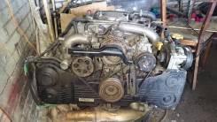 Двигатель в сборе. Subaru Legacy, BL5, BP5 Subaru Impreza Двигатель EJ204