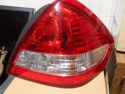 Стоп-сигнал. Nissan Tiida Двигатели: HR16DE, MR18DE, K9K