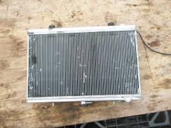 Радиатор охлаждения двигателя. Nissan Skyline, HCR32 Двигатель RB20DET