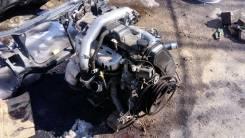Двигатель в сборе. Toyota Hiace Regius, KCH46G, KCH46W Двигатель 1KZTE