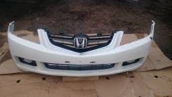 Бампер. Honda Accord, CL7, CL9, CL8, CM2 Honda Accord Tourer Двигатели: K24A3, N22A1, K20A6