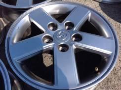 Toyota. 6.0x15, 5x114.30, ET50, ЦО 54,1мм.