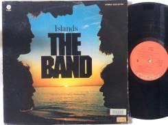 БЭНД / THE BAND - Islands - 1977 JP LP виниловая пластинка