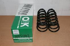 Пружина подвески. Nissan Maxima, A33 Nissan Cefiro, PA33, A33 Двигатели: VQ20DE, VQ25DD. Под заказ