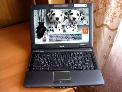"Acer TravelMate. 12"", 1,8ГГц, ОЗУ 2048 Мб, диск 80 Гб, WiFi, Bluetooth, аккумулятор на 2 ч."