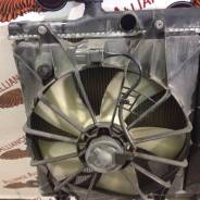 Вентилятор охлаждения радиатора. Honda CR-V, RE4, RE3 Двигатели: K20A, K24A