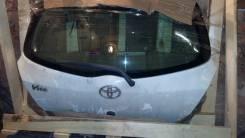 Дверь багажника. Toyota Vitz, KSP90 Двигатель 1KRFE