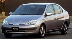 Стекло лобовое. Toyota Prius, NHW11, NHW10 Двигатель 1NZFXE