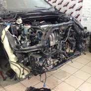 Рамка радиатора. Honda CR-V, RE4, RE3 Двигатели: K20A, K24A