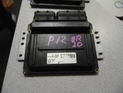 Коробка для блока efi. Nissan Primera, P12 Двигатель QR20DE