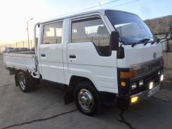 Toyota Toyoace. Двухкабинный грузовик., 3 000 куб. см., 1 750 кг.