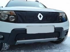 Дефлектор радиатора. Renault Duster