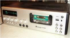 Кассетный магнитофон, приставку, деку производства СССР, Японии.