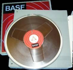 Аудиокассеты, бабины.