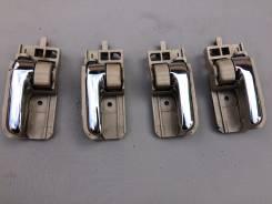 Накладка на ручку двери внутренняя. Toyota Corolla Fielder, NZE124, ZZE124, ZZE122, NZE121 Toyota Allex, NZE121, ZZE124, NZE124, ZZE122 Toyota Corolla...