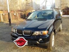 BMW X5. автомат, 4wd, 3.0 (231 л.с.), бензин, 130 000 тыс. км