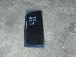 Форточка двери. Nissan Cube, AZ10 Двигатель CGA3DE