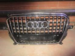 Решетка радиатора. Audi Q5, 8RB Двигатели: CALB, CAHA, CDNC, CGLB, CDNB, CCWA, CNBC