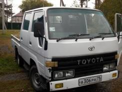 Toyota Dyna. Продается грузовик , 2 448 куб. см., 1 250 кг.