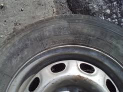 Bridgestone Duravis M700. Всесезонные, износ: 60%, 3 шт