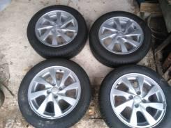 Диски + Шины Pirelli Cinturato P1 Verde 195/55 R15 H85. 6.0x15 4x98.00 ET33 ЦО 58,0мм.
