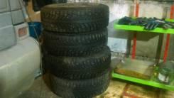 GT Radial Champiro IcePro SUV. Зимние, шипованные, износ: 20%, 4 шт